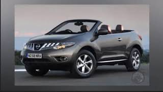2019 Nissan Murano Crosscabriolet review   2019 Nissan Murano Crosscabriolet sl   New car sales.