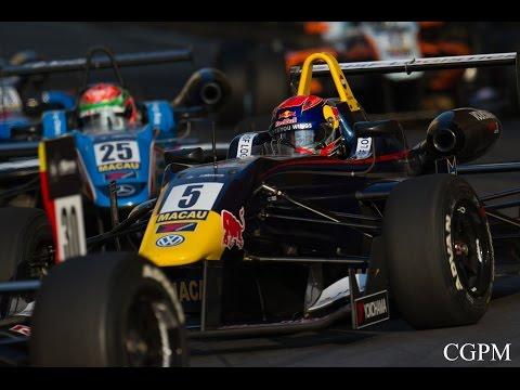 Formula 3 Macau Grand Prix - HD - Race, 16/11/2014