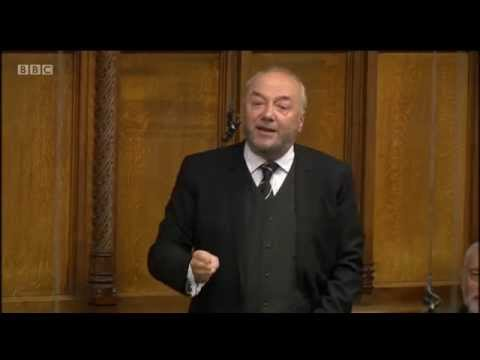 George Galloway: Why bombing Iraq won't stop ISIS - UK parliament 26/09/14