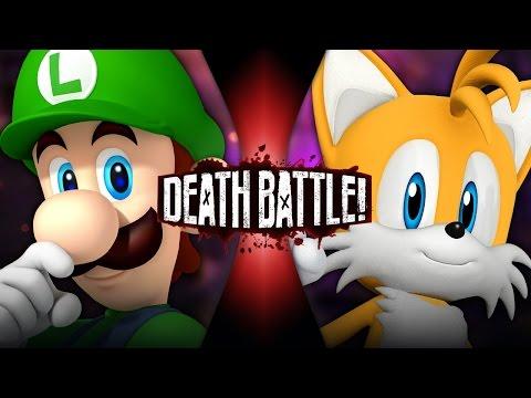 Luigi VS Tails (Nintendo VS Sega) | DEATH BATTLE!