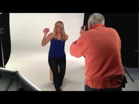 Soul Surfer Bethany Hamilton Damon Braces Photo Shoot (TEETH)