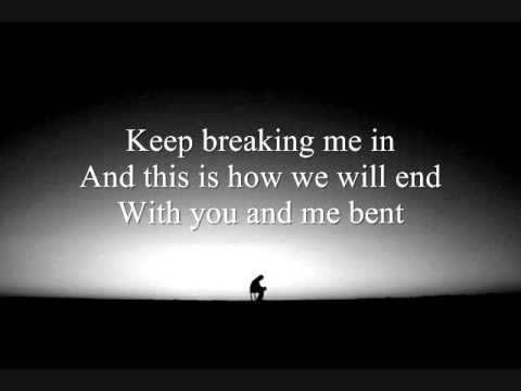 Bent - matchbox 20 with lyrics
