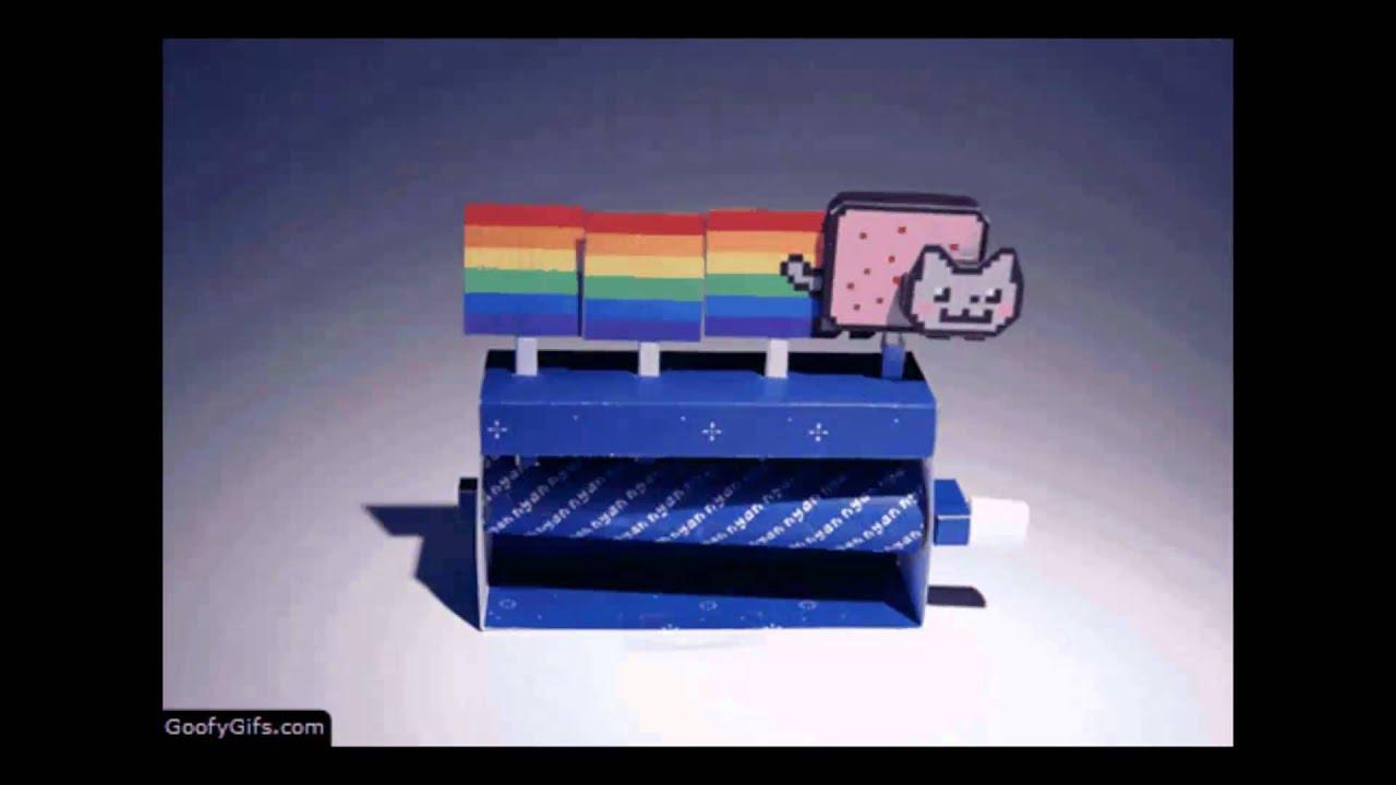 Nyan Cat Likage Toy