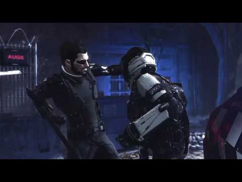My Top 5 Must Have Augs - Deus Ex Mankind Divided