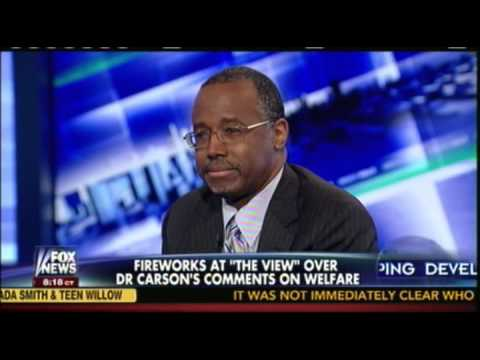 Ben Carson on Kelly File