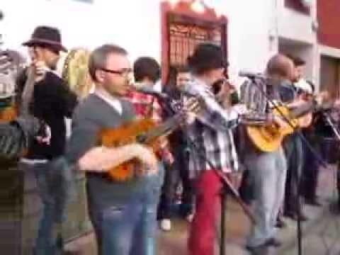 Ronda De Los Llanos (Albacete). Seguidillas Manchegas. Barranda, 27-01-2013