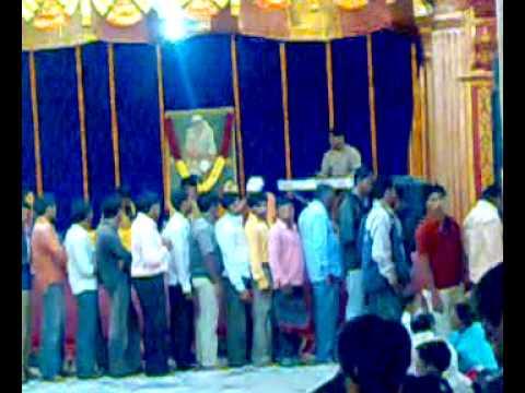 Tum Hi Ram Tum Shyam Sai Nath Mere Sung By Satyam Mehta.mp4 video