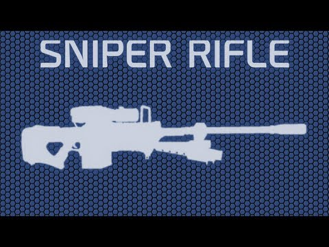 Sniper Rifle - Halo 4 Weapon Guide [1080p]