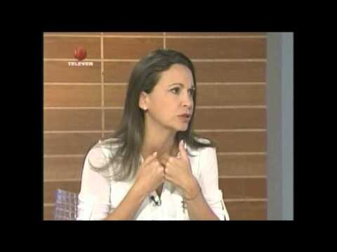María Corina Machado en Chataing TV   Parte 02