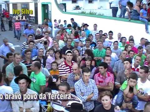 Tourada na Boa Hora acaba em briga -Ivo Silva rta ,estava la