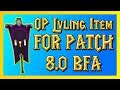 OP Leveling Item For Patch 8 0 And Update On 1 120 Leveling Guide World Of Warcraft BFA mp3