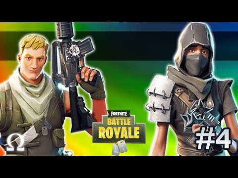 IT'S RAINING ROCKETS! (LAWD HAVE MERCY!) | Fortnite #4 Battle Royale Solo Drop