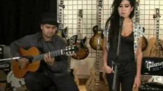 Amy Winehouse Back To Black Live Acoustic