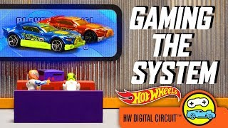 HW Digital Circuit™ In GAMING THE SYSTEM  | Hot Wheels