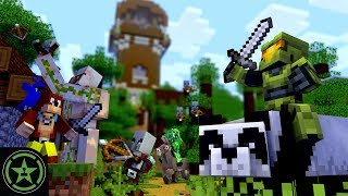 PILLAGING THE PILLAGERS - Minecraft 1.14 Update (#365) | Let's Play