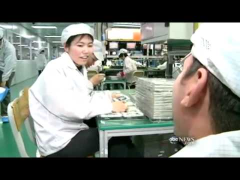 Inside Apple Factory @ Foxconn - China -  Part 1.mp4