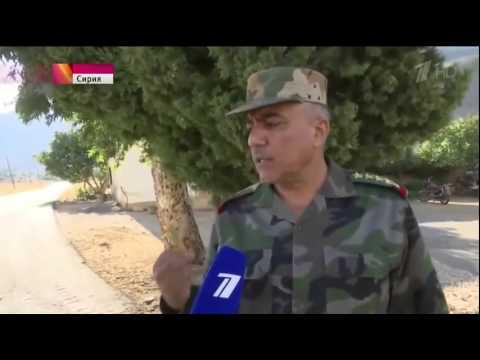 Последние новости сегодня .Сирия. Сегодня там жарко !