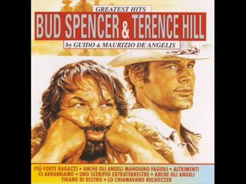 Bud Spencer & Terence Hill Greatest Hits Vol. 1 - 01 - Flying Through The Air