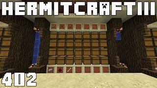 Hermitcraft III 402 Item Migration