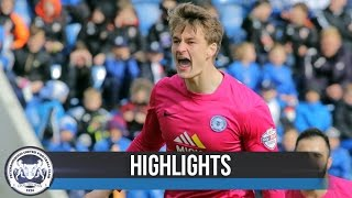 HIGHLIGHTS | Colchester United vs Peterborough United