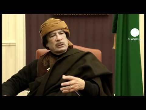 Gaddafi warns of 'al Qaeda threat'