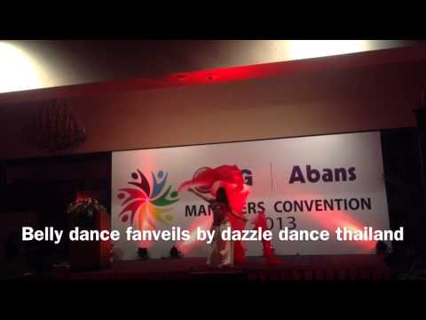 Belly dance by dazzle dance thailand