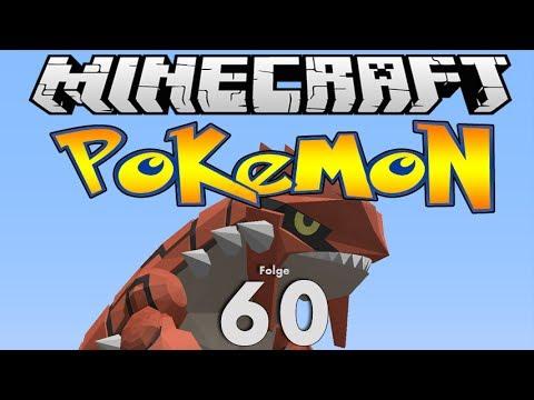 Minecraft Pokemon: #060 GROUDON HD