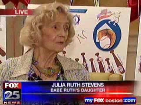 Julia Ruth Stevens Interviewed by Fox Boston Video