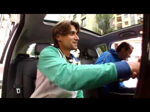 Road to Roland-Garros with David Ferrer  [2013]