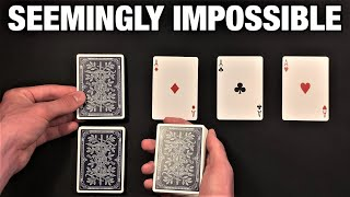 This Magician FOOLING Card Trick Has A Kicker Ending!
