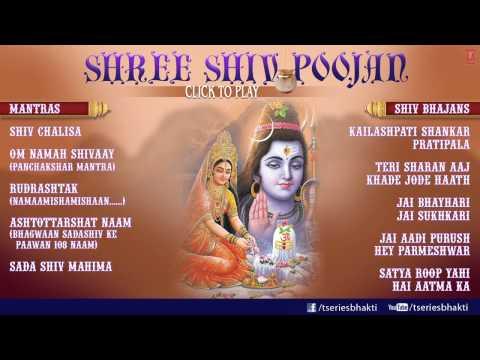Shree Shiv Pooja Bhajans Audio Songs Juke Box I Shree Shiv Poojan...