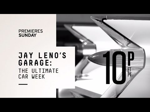 Jay Leno's Garage Ultimate Car Week - Jay Leno's Garage