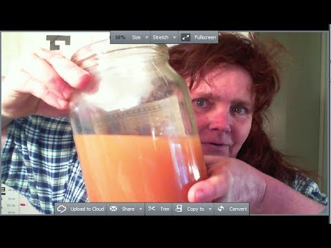 Homemade Apple Cider Vinegar, Honey; Natural Cure for Arthritis, Many Health Benefits