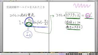 高校物理解説講義:「交流回路」講義13