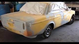 Volvo 144, 1972   Restoration