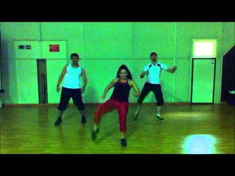 Rompe la cintura - Baile entretenido coreográfico Stella Fernández