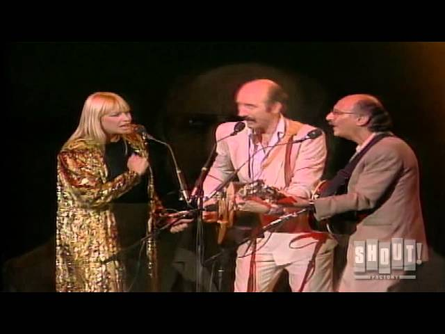 Peter, Paul and Mary - Light One Candle (25th Anniversary Concert)