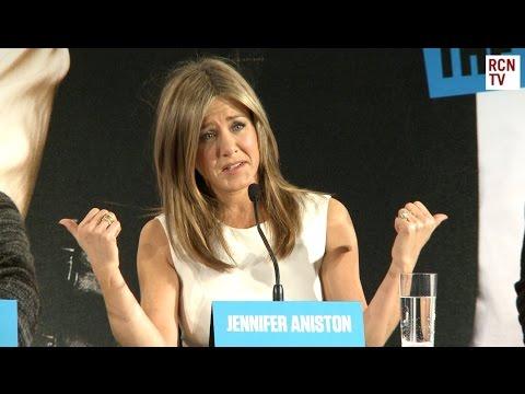 Jennifer Aniston Interview -  Friends Reunion ?