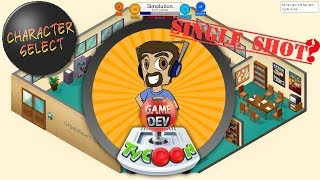 Game Dev Tycoon #2 - A Little More Gaming History - CharacterSelect