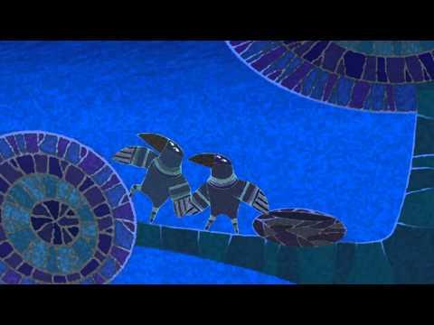 Как обманули змея. Мультфильм из серии Гора самоцветов.