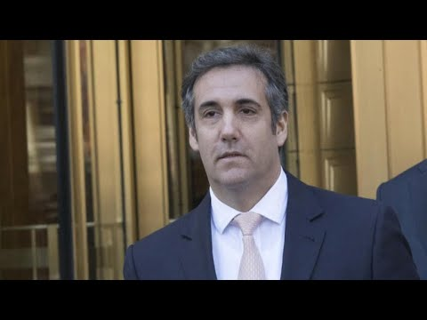 What legal questions does Michael Cohen's Trump recording raise?