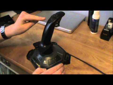 Logitech Attack  3 Joystick Review