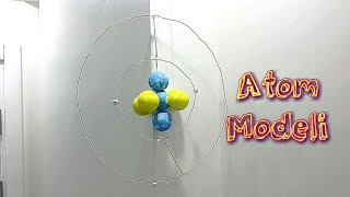 Atom Modeli -Lityum ( Bohr Atom Modeli )
