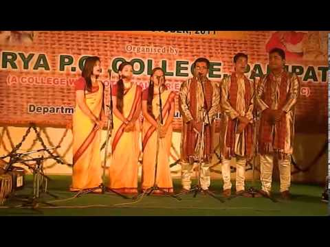 Youth Festival Group Song video