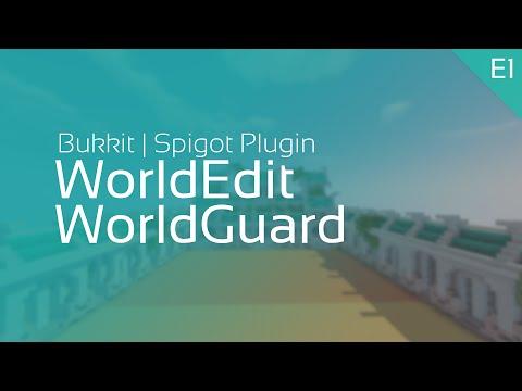 Minecraft Bukkit WorldGuard/WorldEdit Tutorial | Wie protecte ich richtig, setze
