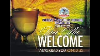 Christ Apostolic Church Osinubi DCC Headquarters
