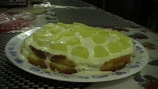Day 9 | Ramadan | Pineapple Cake