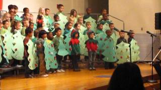 Littlest Christmas Tree performance