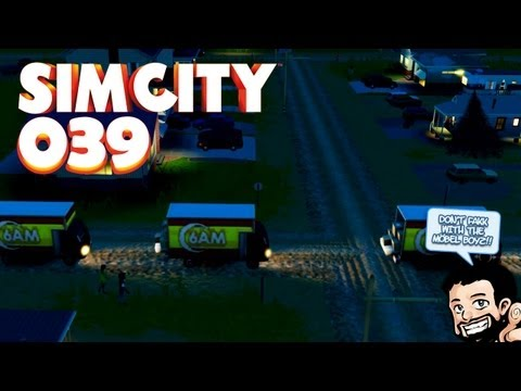 SIM CITY [HD+] #039 - MbelpackaZ Rocka Gng