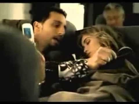 Vodafone Commercial In The Plane (funny) video